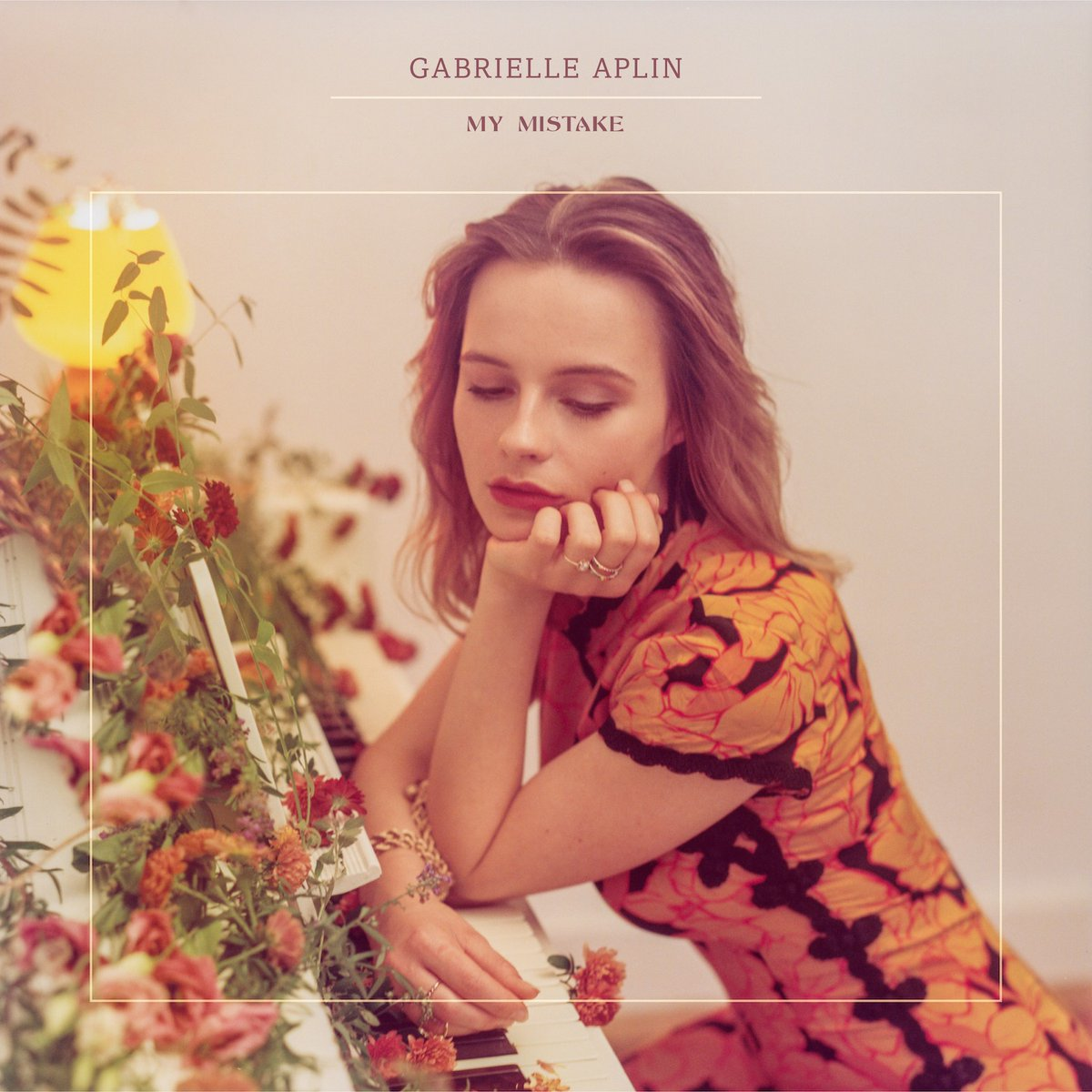 Aplin - [10's] Gabrielle Aplin - My Mistake (2018) Gabrielle%20Aplin%20-%20My%20Mistake